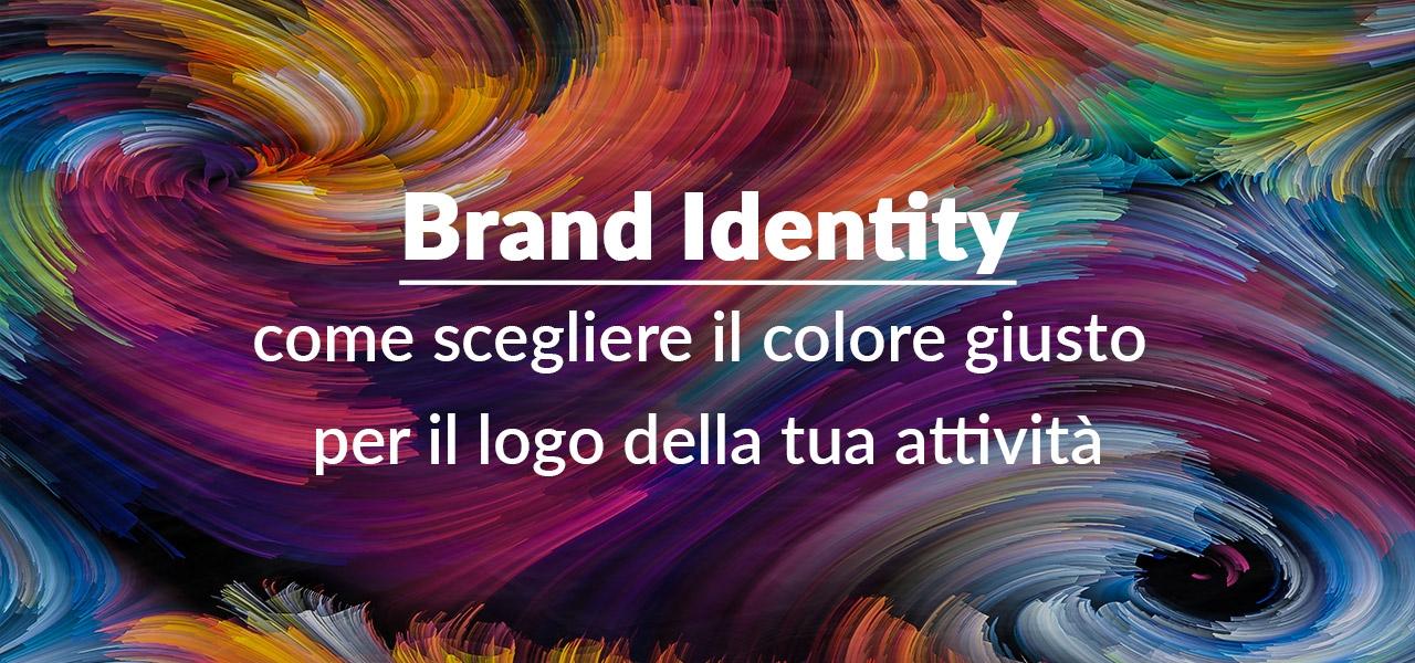 0d3b566e3c Brand Identity: come scegliere il colore giusto per il logo della tua  attività